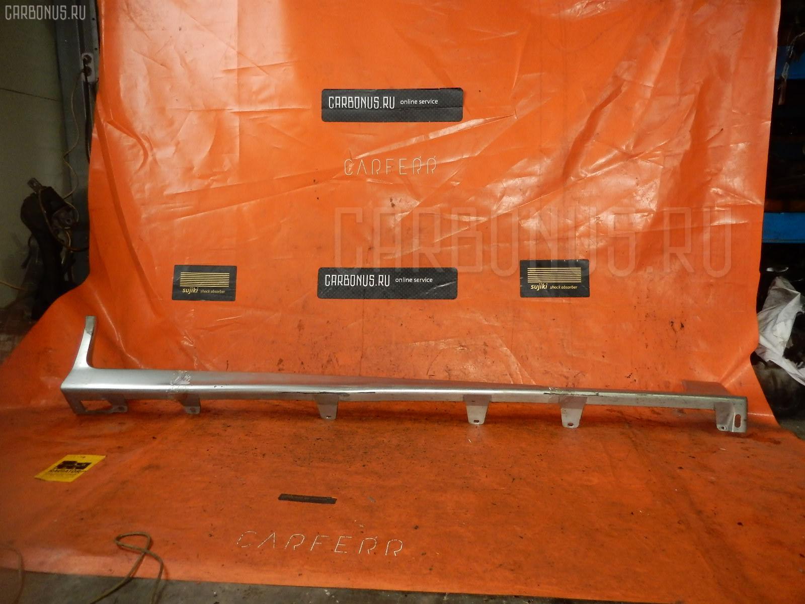 Порог кузова пластиковый ( обвес ) NISSAN WINGROAD WFY11. Фото 8