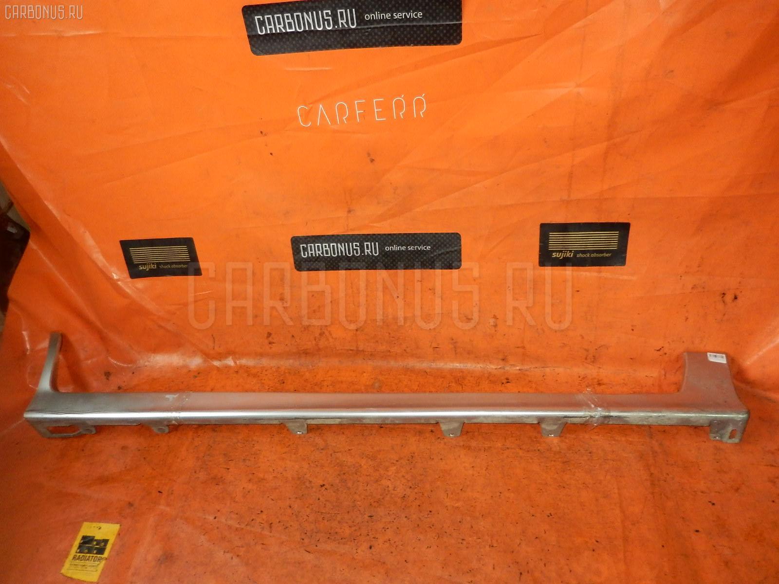 Порог кузова пластиковый ( обвес ) NISSAN WINGROAD WFY11. Фото 11