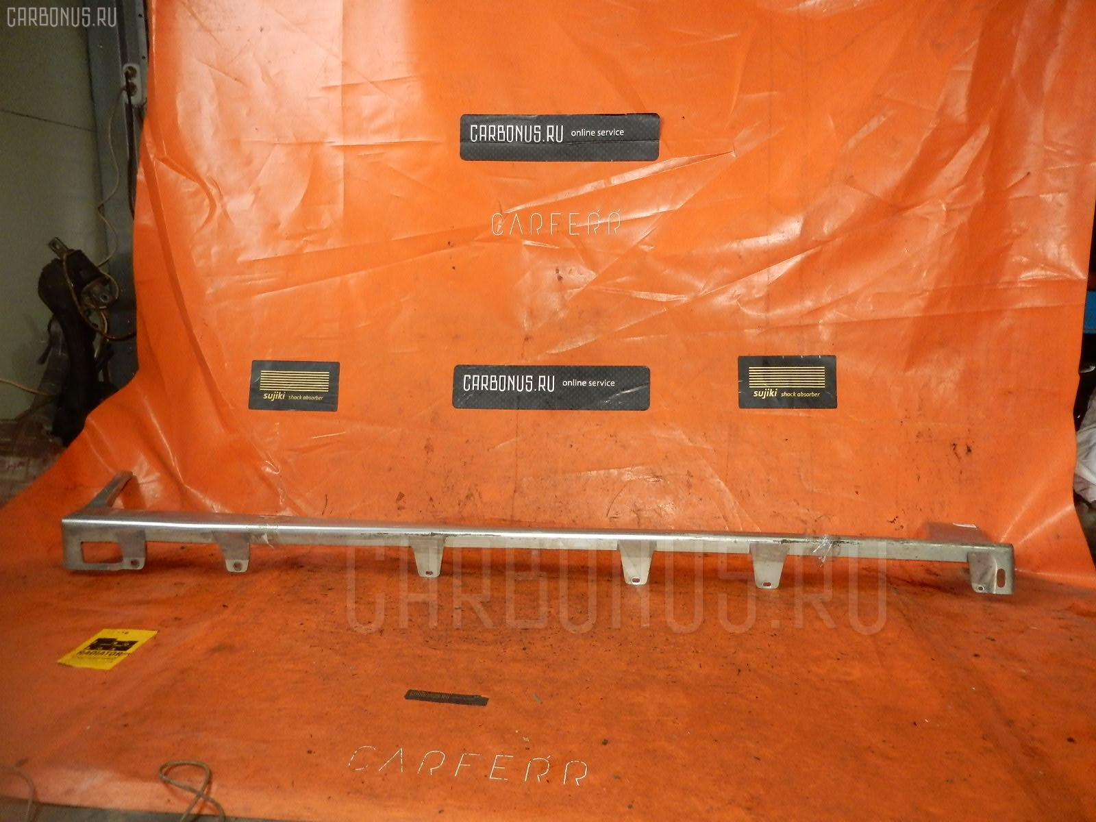 Порог кузова пластиковый ( обвес ) NISSAN WINGROAD WFY11. Фото 10