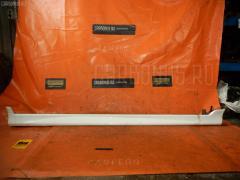 Порог кузова пластиковый ( обвес ) SUBARU LEGACY B4 BE5 Фото 1