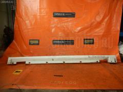 Порог кузова пластиковый ( обвес ) SUBARU LEGACY B4 BE5 Фото 3
