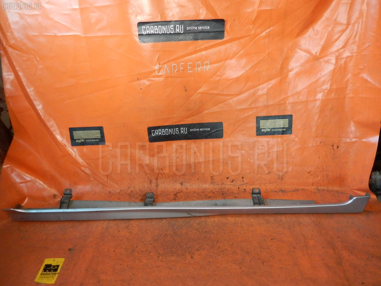 Порог кузова пластиковый ( обвес ) HONDA CIVIC EU1. Фото 2