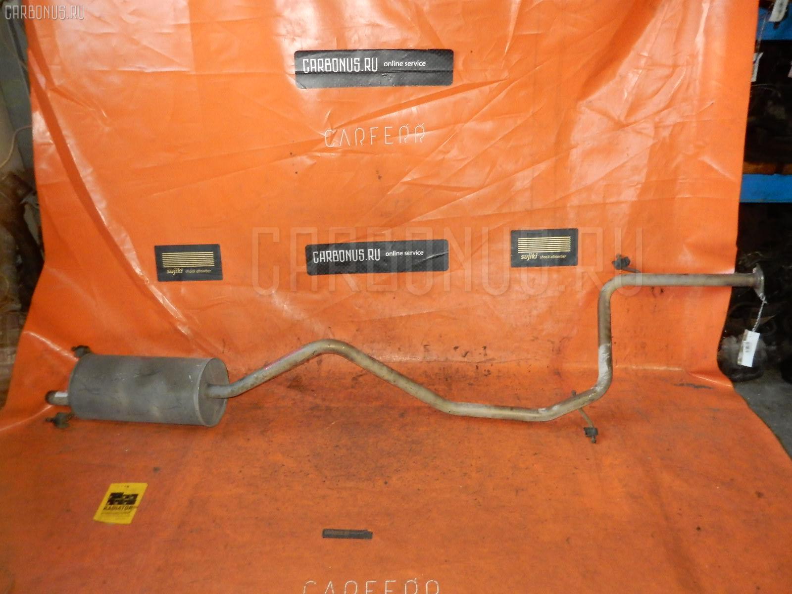 Глушитель NISSAN WINGROAD WFY11 QG15DE. Фото 6