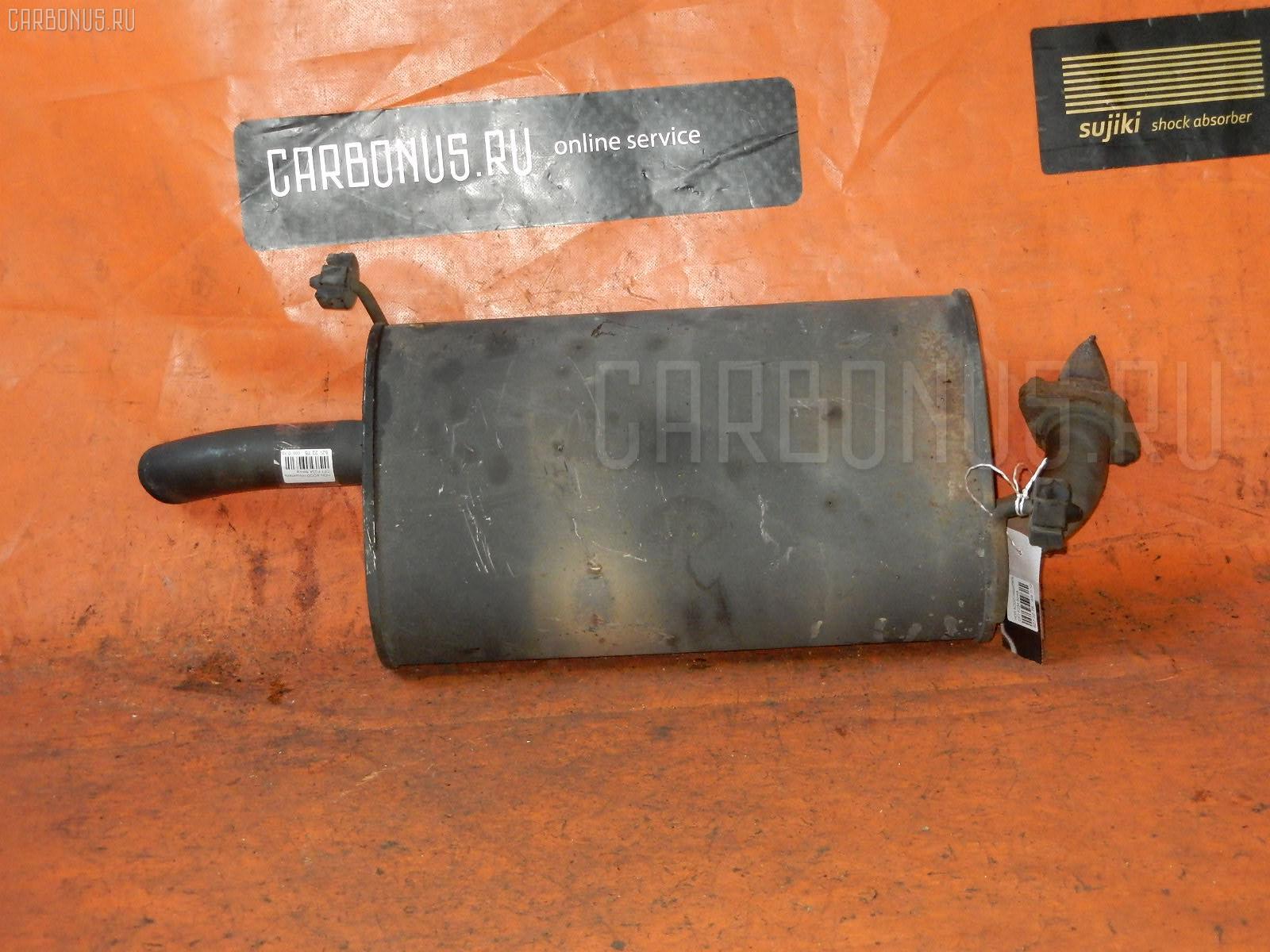 Глушитель Honda Accord wagon CF7 F23A Фото 1