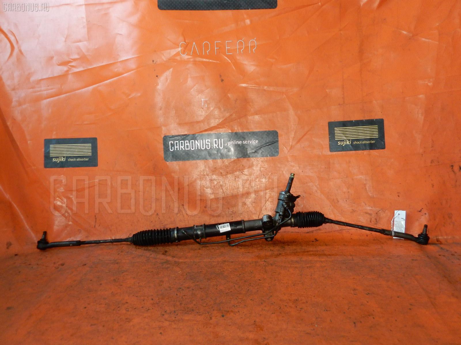 Рулевая рейка SUBARU LEGACY WAGON BP5 EJ20. Фото 6