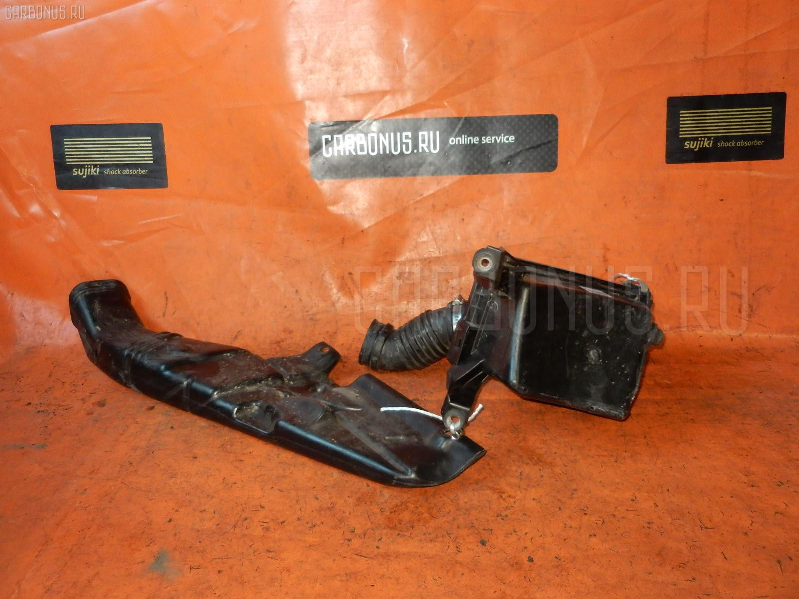 Корпус воздушного фильтра SUBARU LEGACY B4 BE5 EJ206. Фото 2