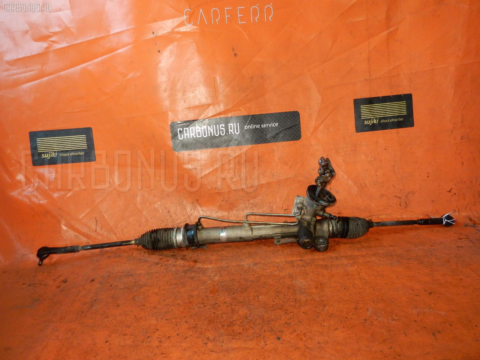 Рулевая рейка HONDA STEPWGN RF5 K20A. Фото 4
