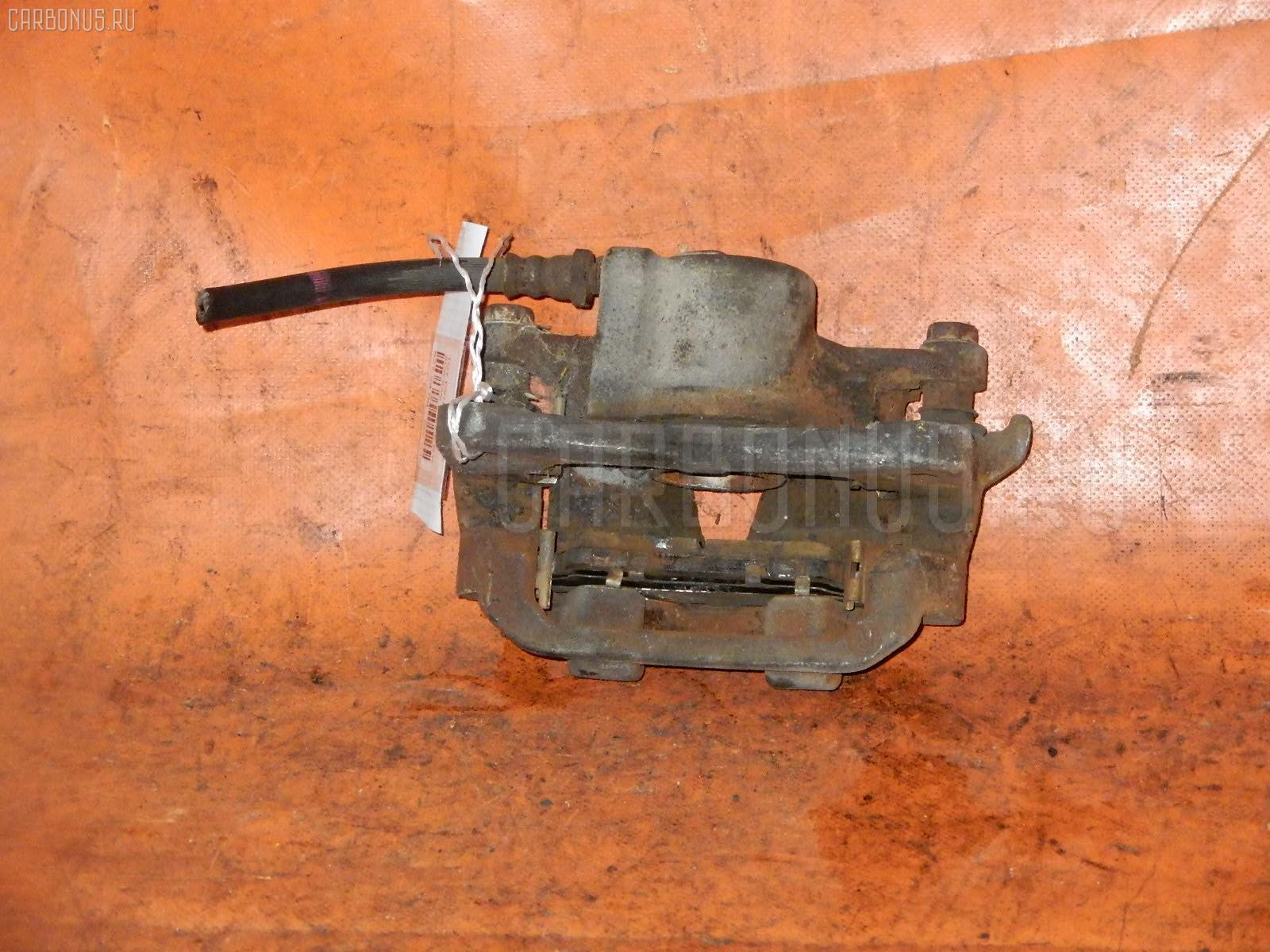 Суппорт TOYOTA ESTIMA MCR40W 1MZ-FE. Фото 5