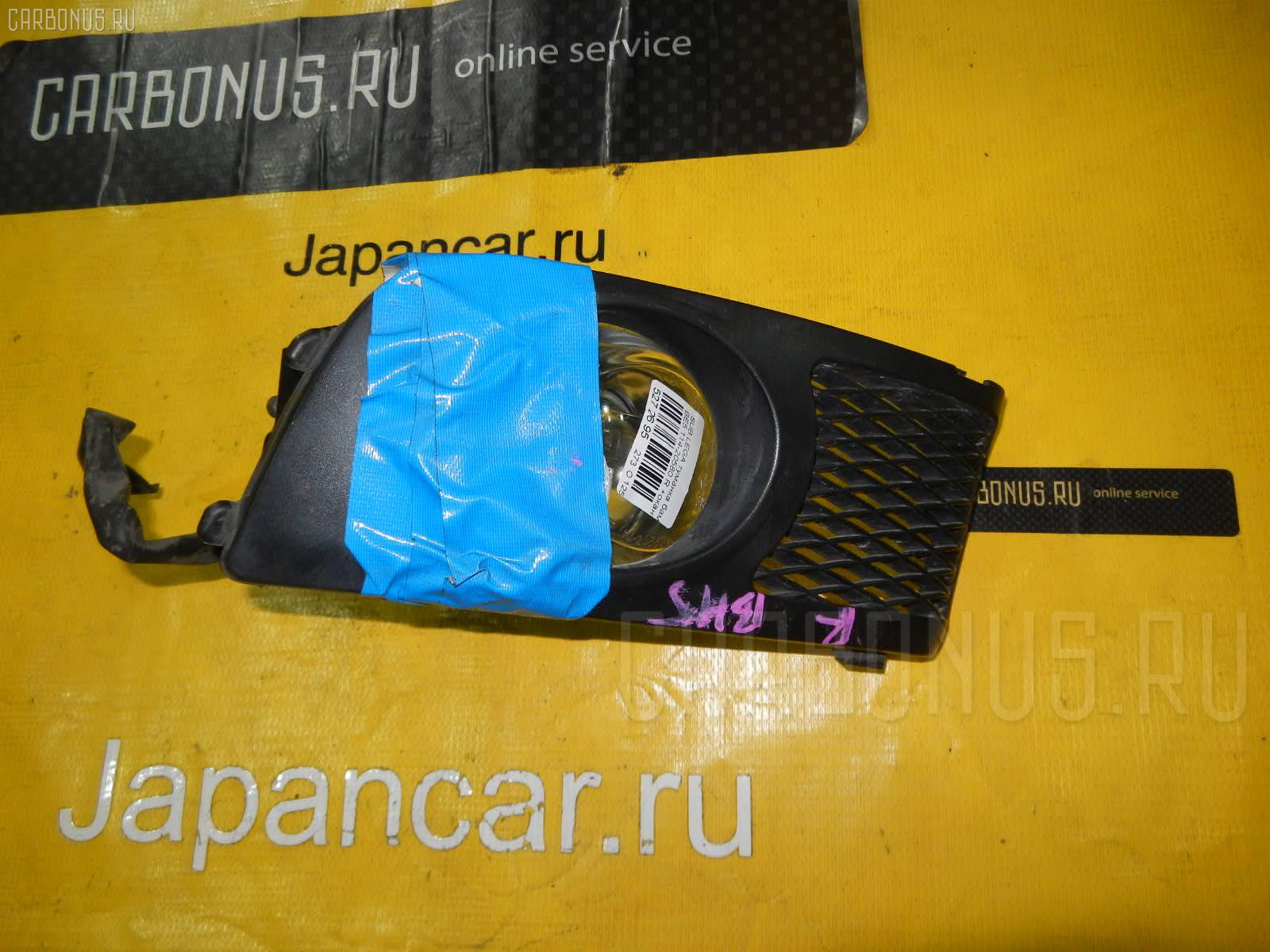 Туманка бамперная SUBARU LEGACY BE5 Фото 1