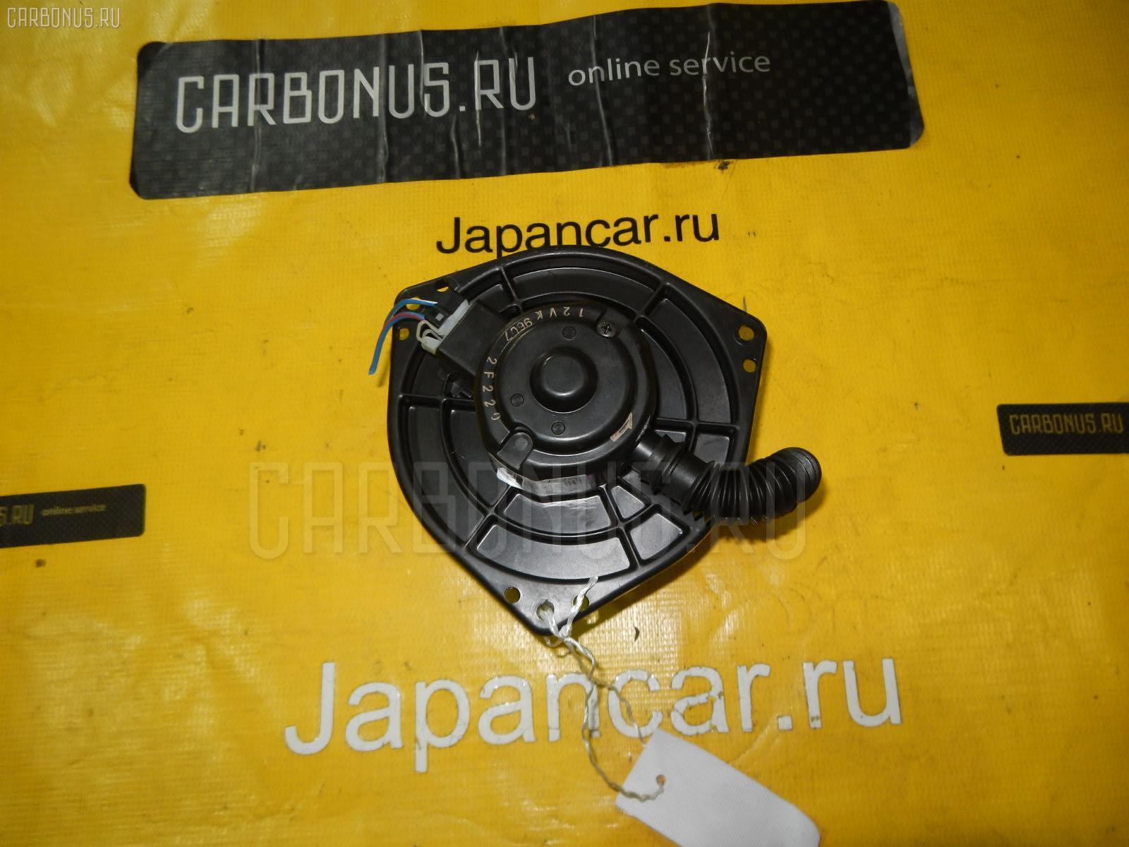 Мотор печки NISSAN MARCH K11 Фото 1