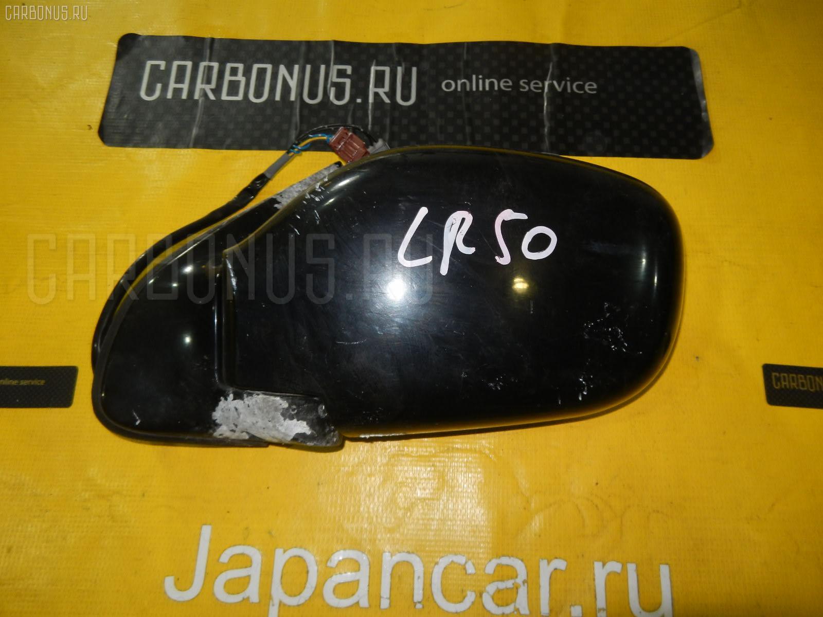 Зеркало двери боковой NISSAN TERRANO LR50. Фото 8