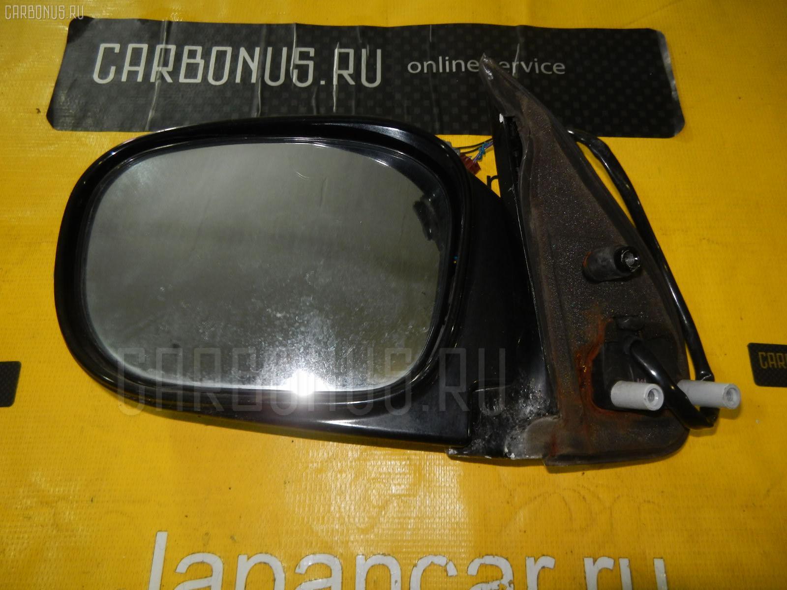 Зеркало двери боковой NISSAN TERRANO LR50. Фото 9