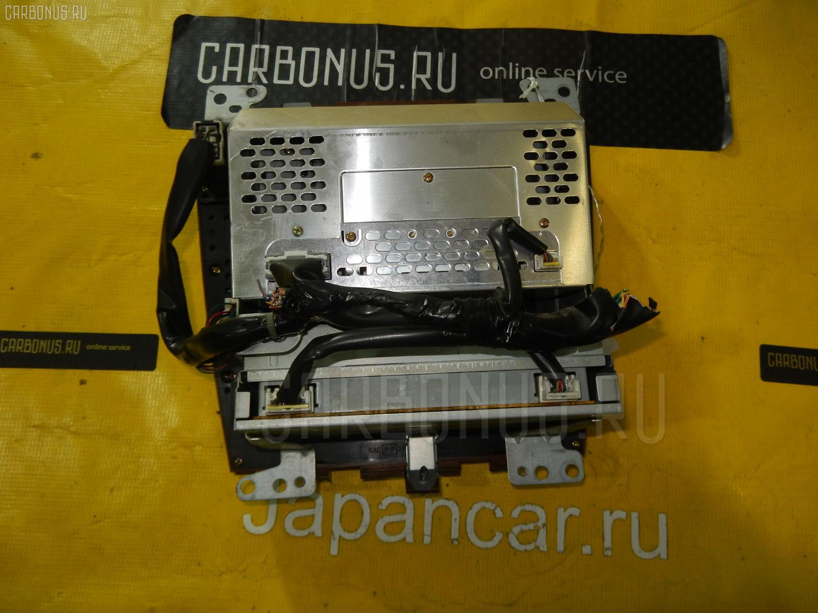 Блок управления климатконтроля NISSAN GLORIA MY33 VQ25DE. Фото 8