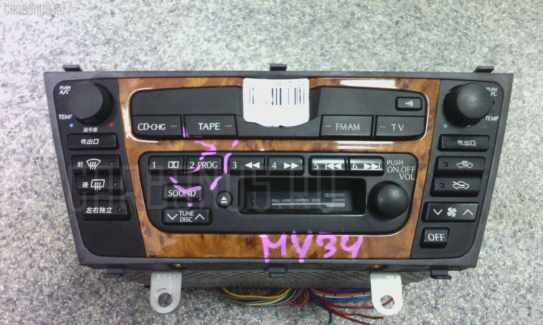 Блок управления климатконтроля NISSAN CEDRIC MY34 VQ25DD. Фото 11
