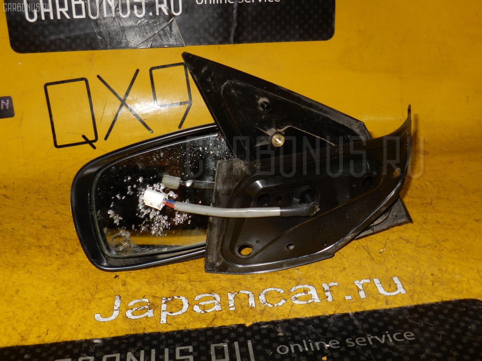 Зеркало двери боковой TOYOTA PASSO QNC10. Фото 7