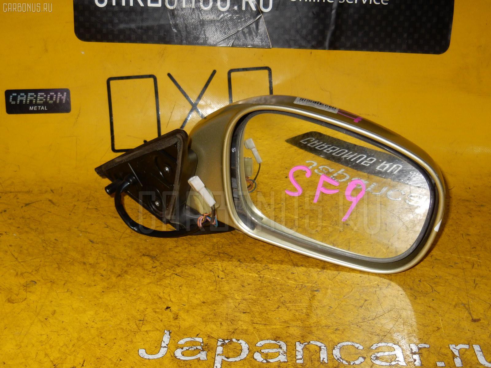 Зеркало двери боковой SUBARU FORESTER SF9. Фото 4