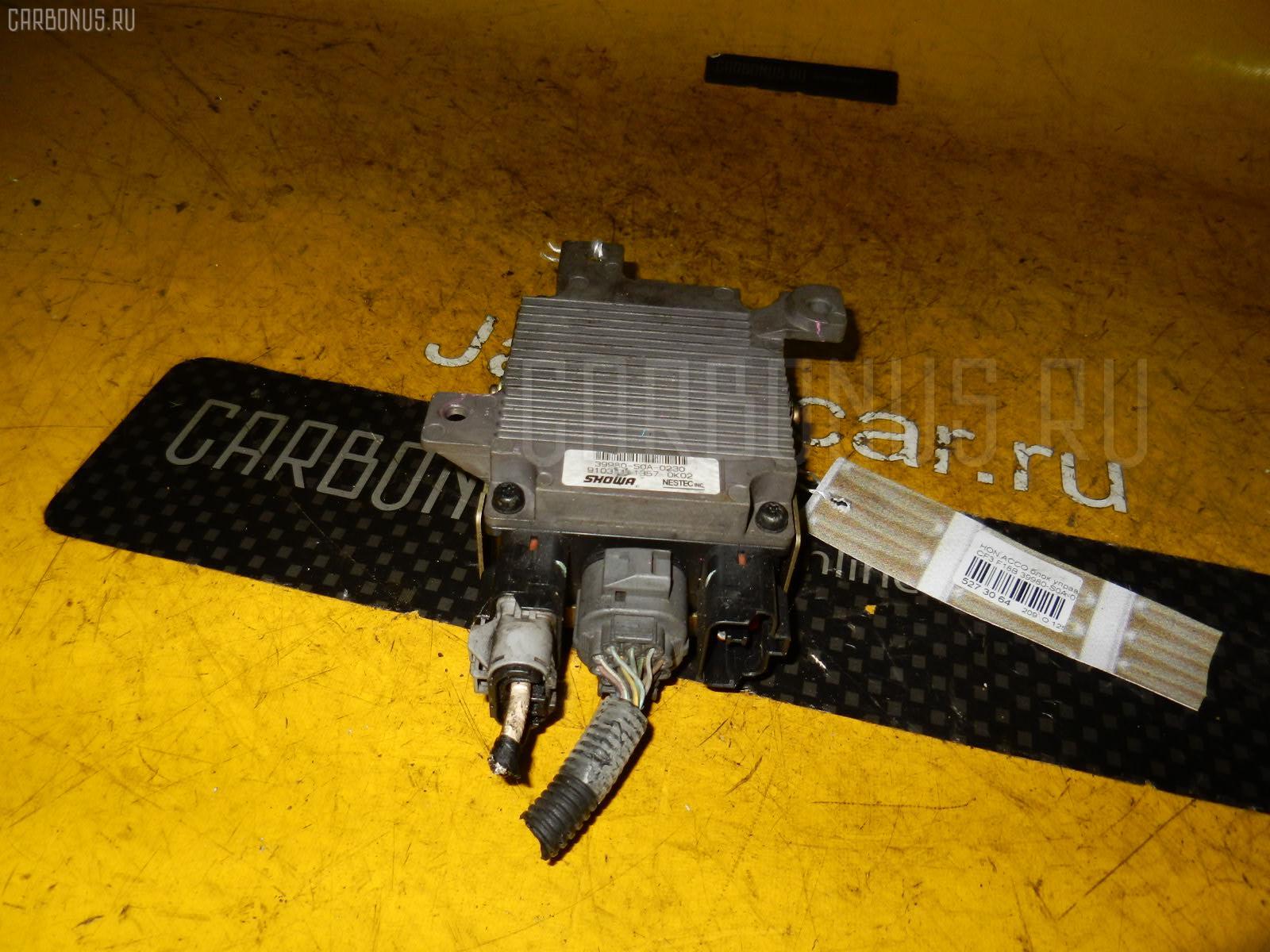Блок управления электроусилителем руля HONDA ACCORD CF3 F18B. Фото 11