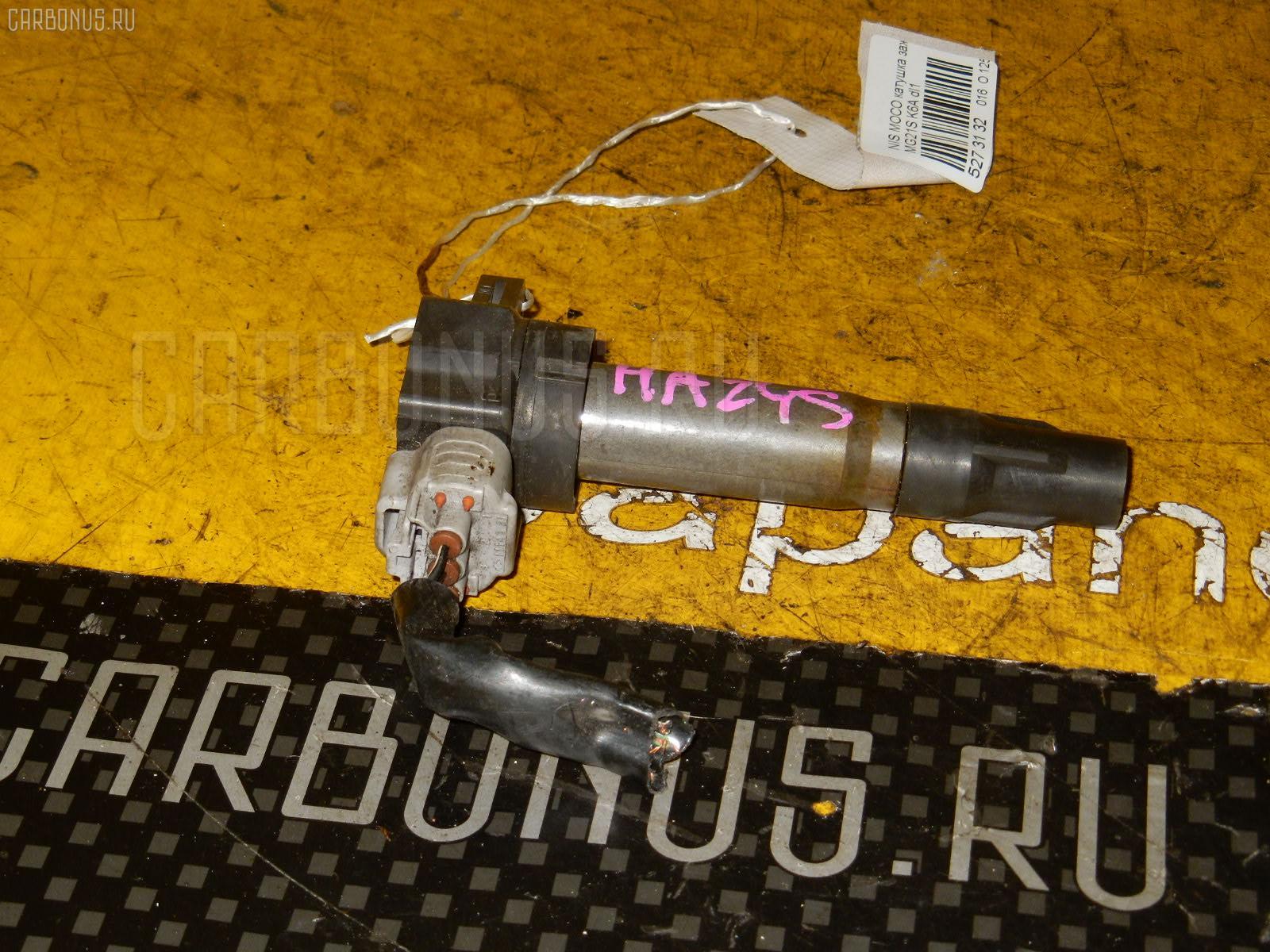 Катушка зажигания NISSAN MOCO MG21S K6A Фото 1