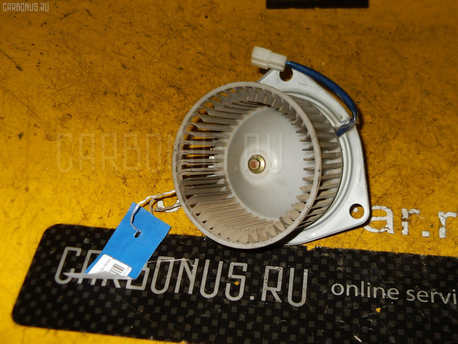 Мотор печки MITSUBISHI PAJERO JUNIOR H57A. Фото 6