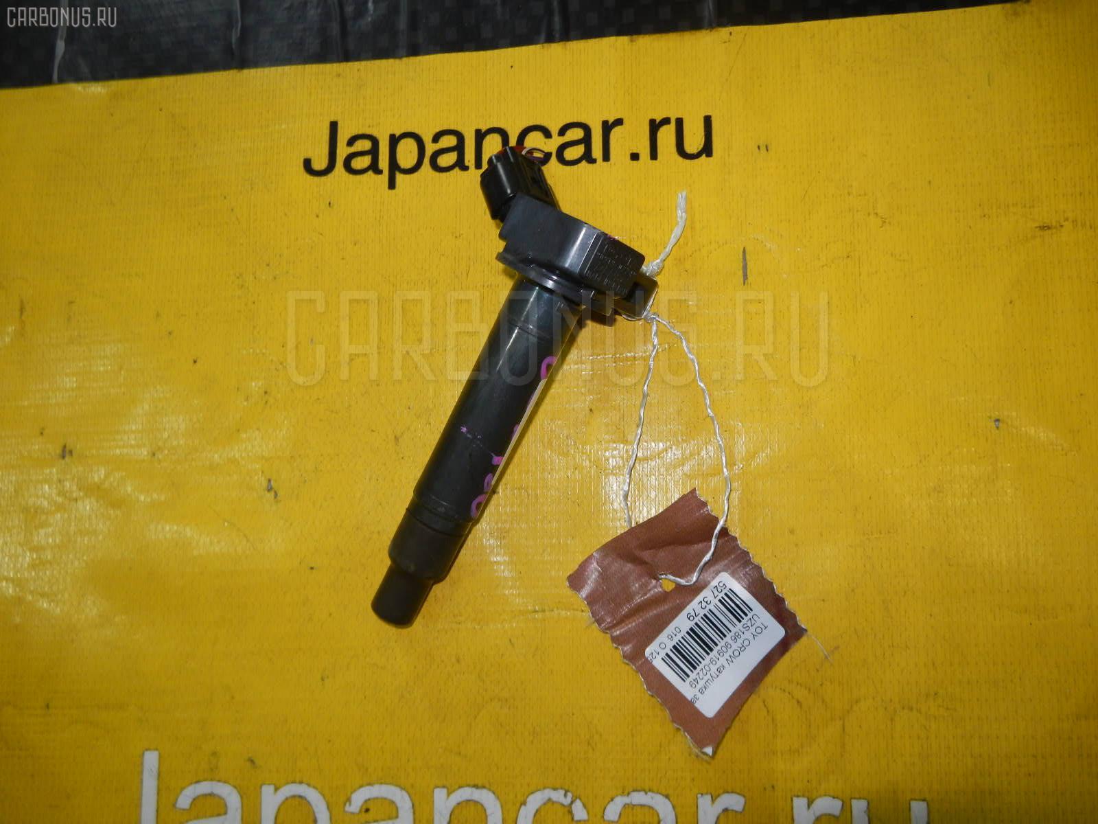 Катушка зажигания TOYOTA CROWN MAJESTA UZS171 1UZ-FE. Фото 4