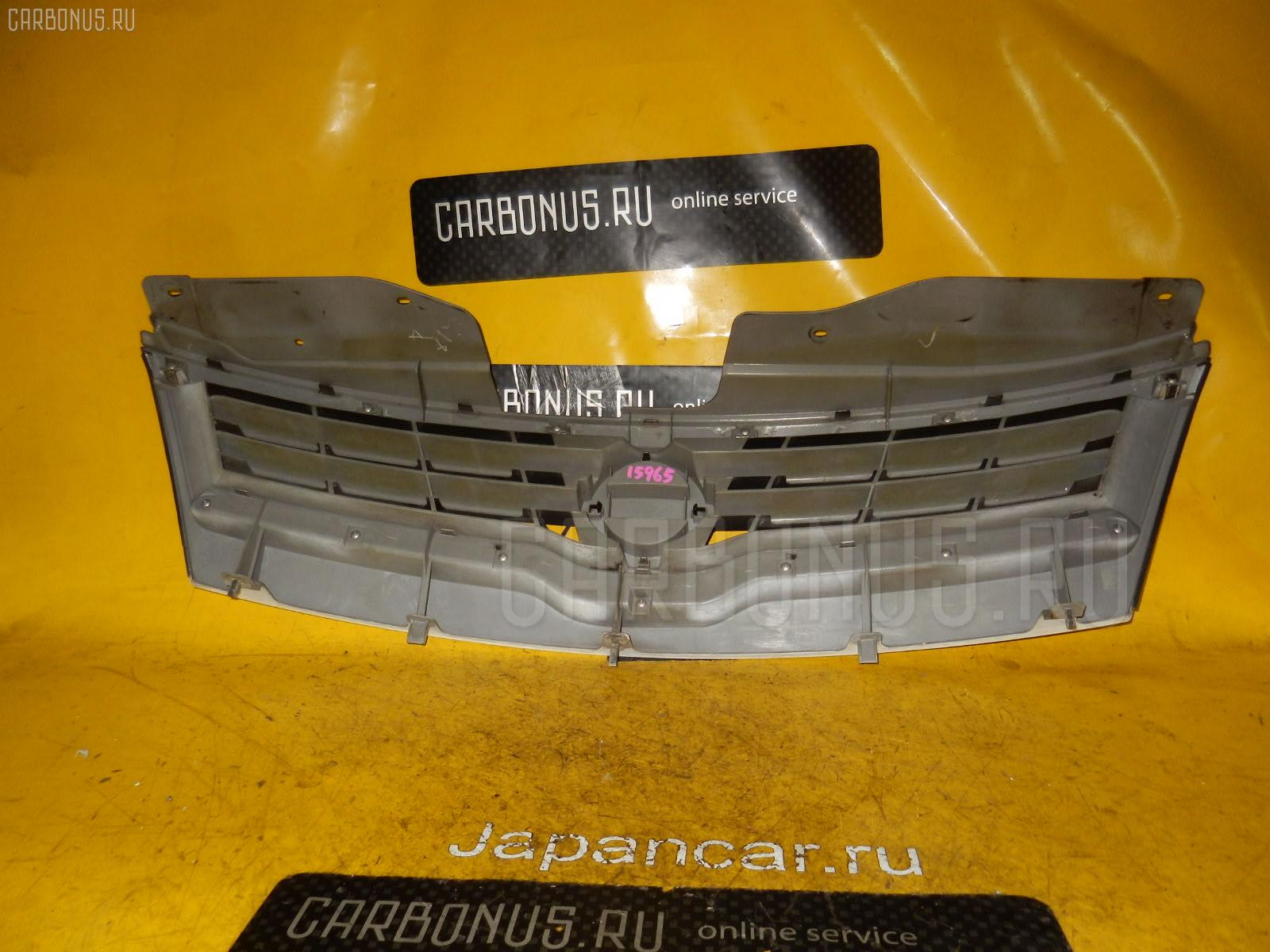 Решетка радиатора NISSAN SERENA C25 Фото 1