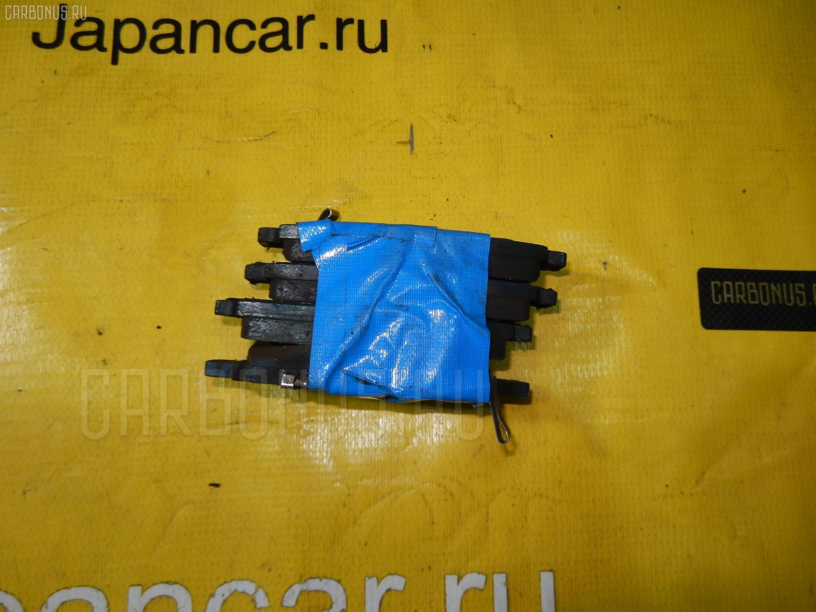 Тормозные колодки TOYOTA RAUM NCZ20 1NZ-FE. Фото 3