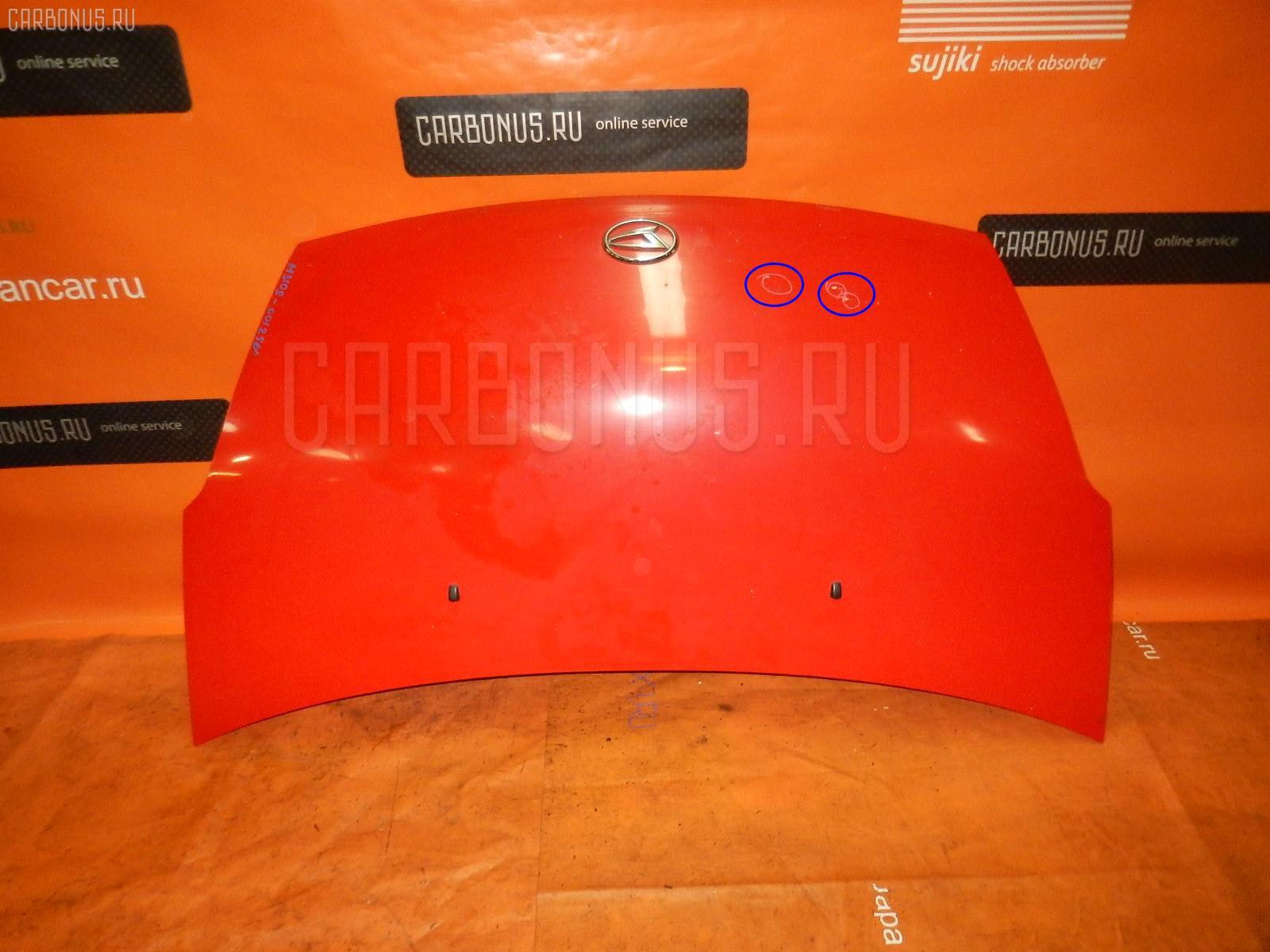 Капот DAIHATSU BOON M310S. Фото 1