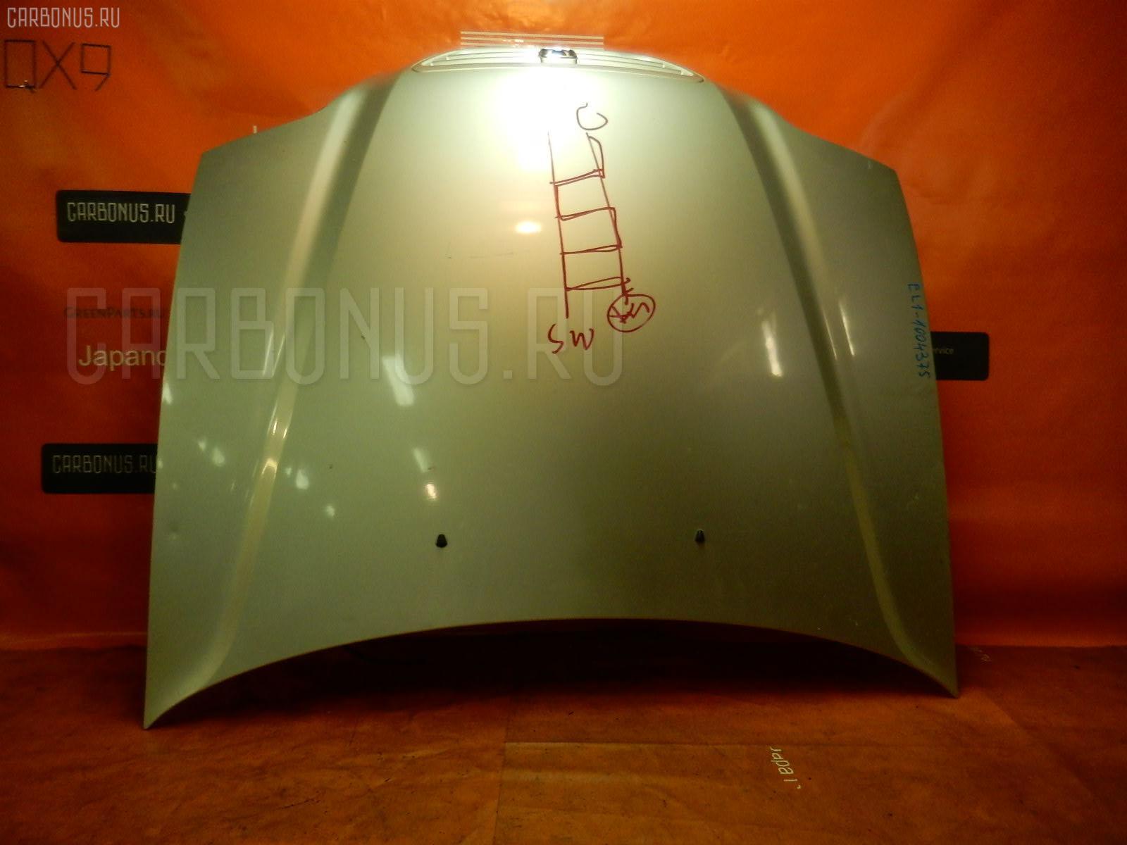 Капот Honda Orthia EL1 Фото 1