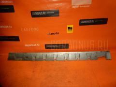 Порог кузова пластиковый ( обвес ) TOYOTA BB QNC21 Фото 4