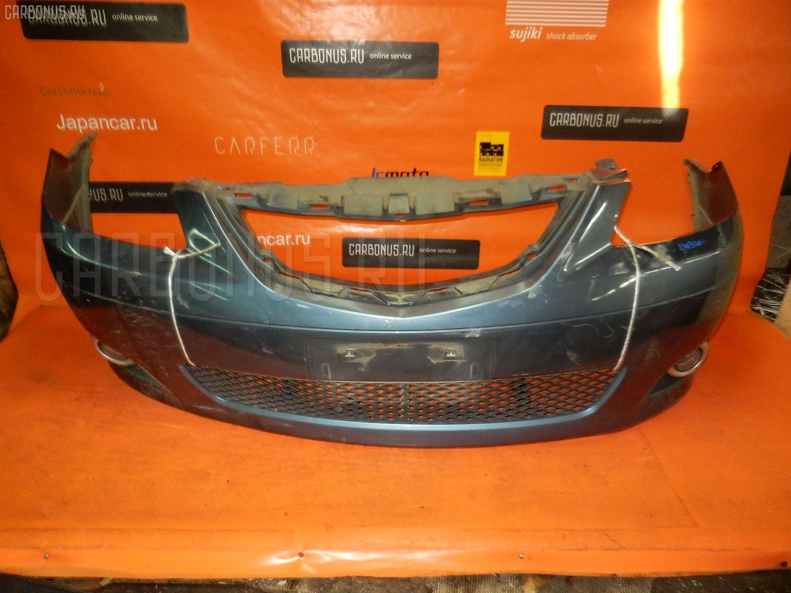 Бампер MAZDA MPV LW3W. Фото 9