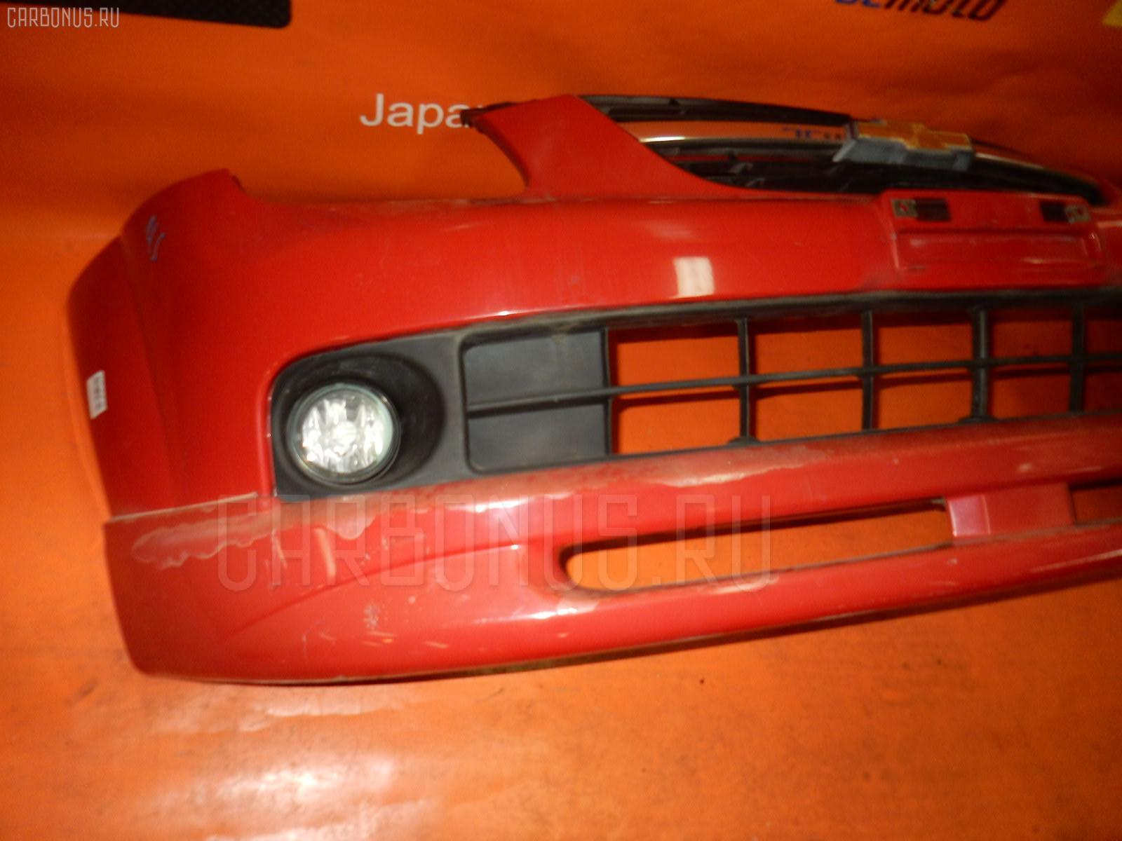 Бампер SUZUKI CHEVROLET CRUZE HR51S Фото 1