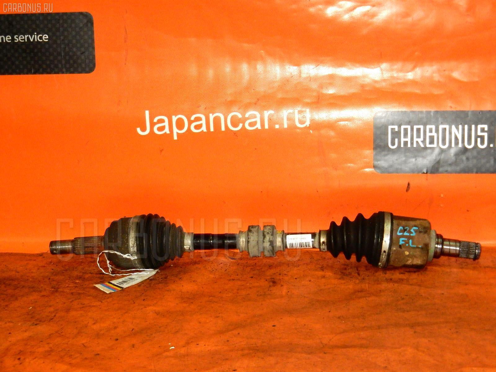Привод Nissan Serena C25 MR20DE Фото 1