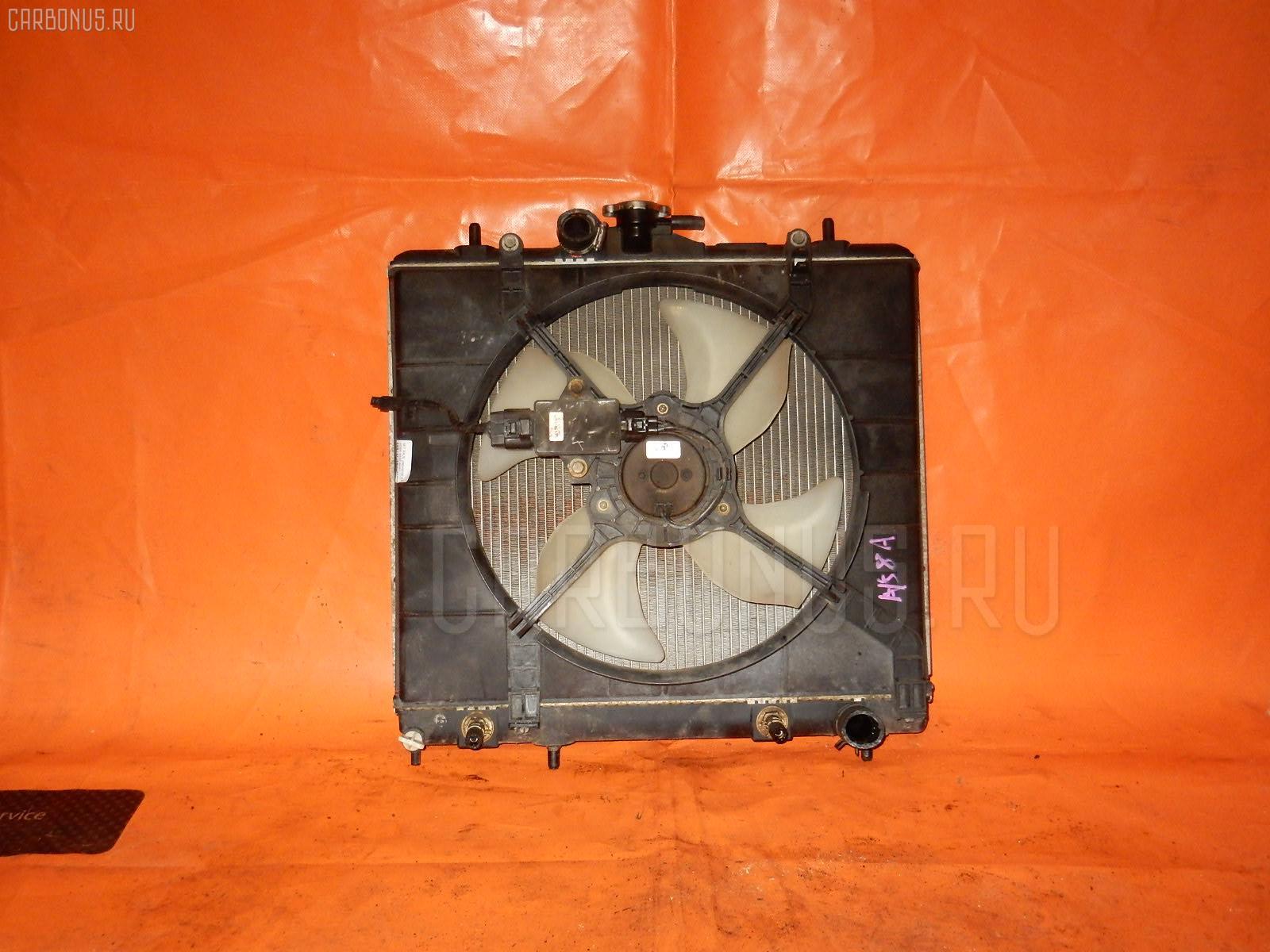 Радиатор ДВС MITSUBISHI PAJERO MINI H58A 4A30. Фото 11
