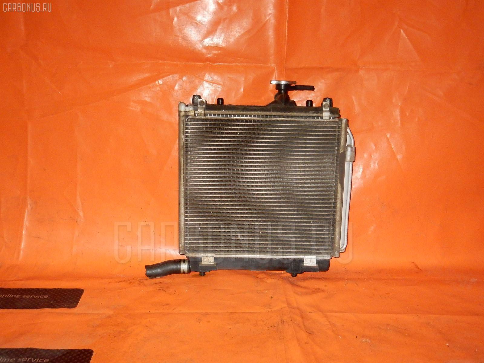 Радиатор ДВС SUZUKI MR WAGON MF21S K6A Фото 1
