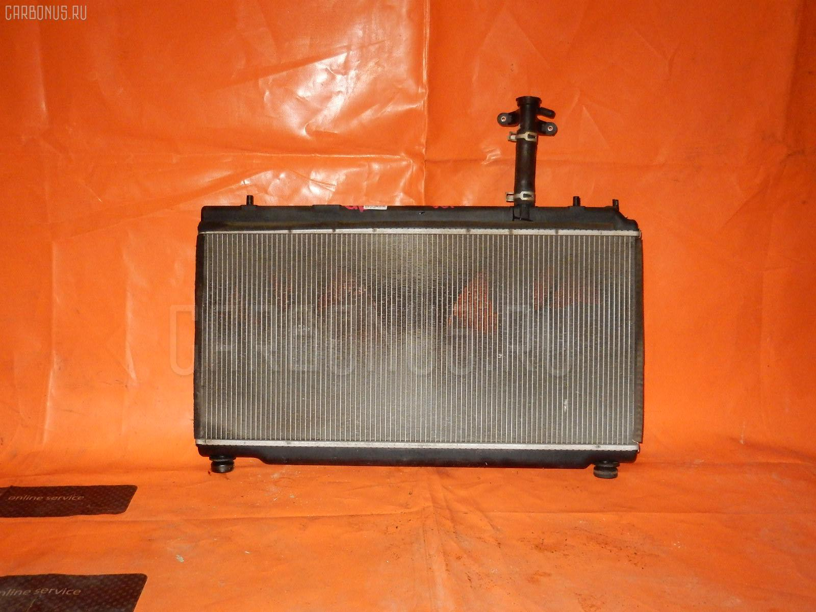 Радиатор ДВС HONDA MOBILIO GB2 L15A. Фото 3
