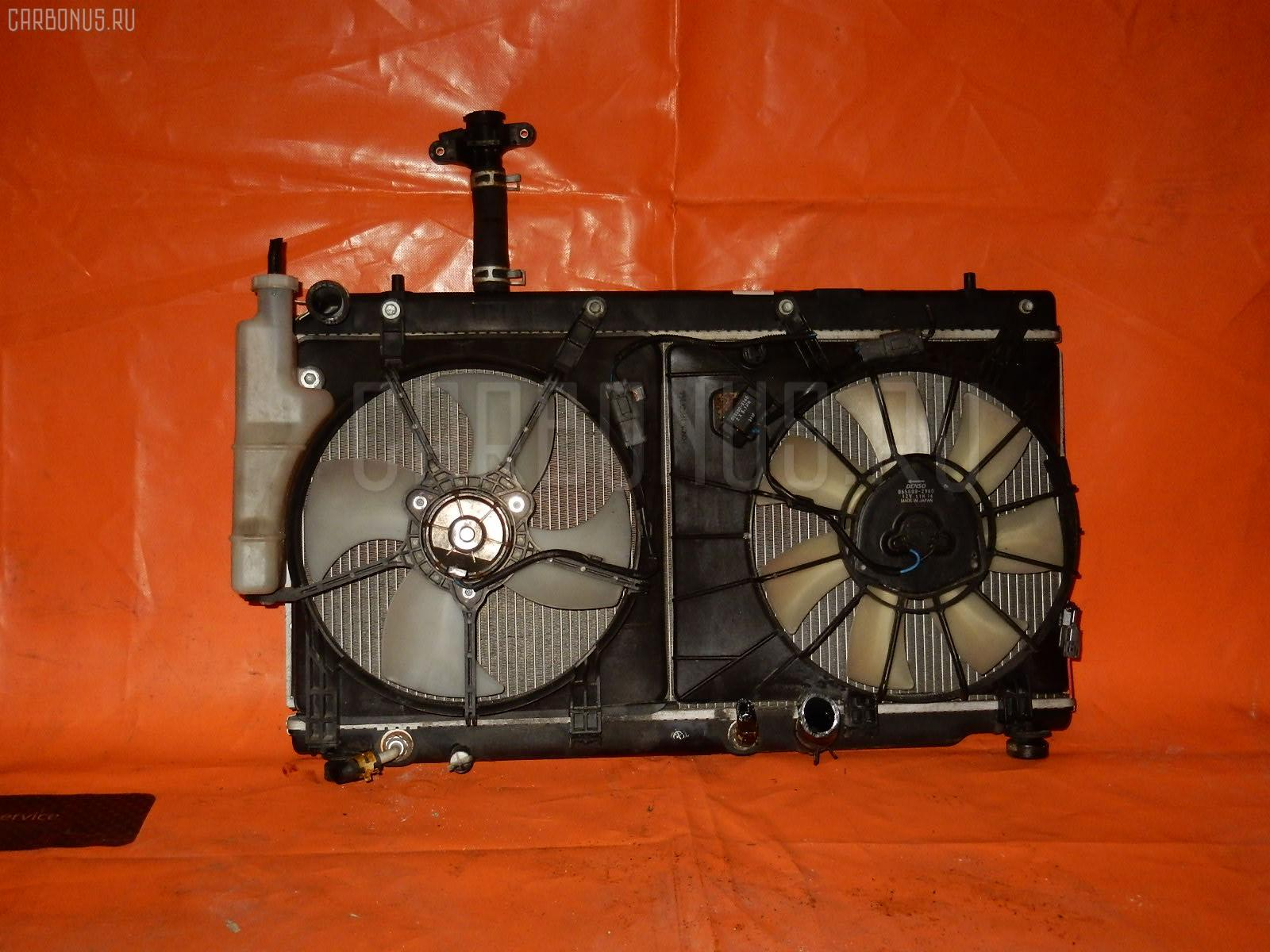 Радиатор ДВС HONDA MOBILIO GB2 L15A. Фото 2