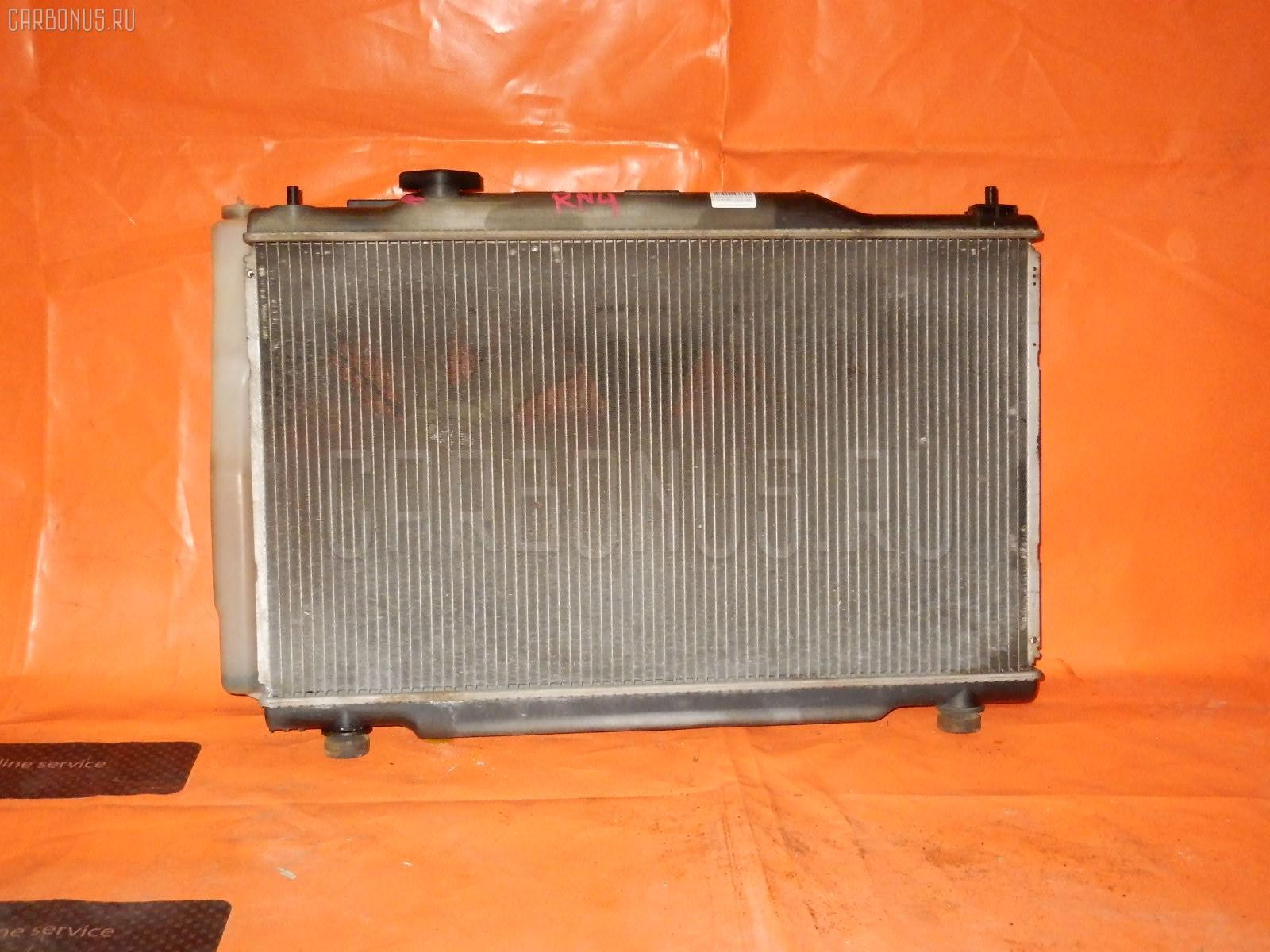 Радиатор ДВС HONDA STREAM RN4 K20A. Фото 6
