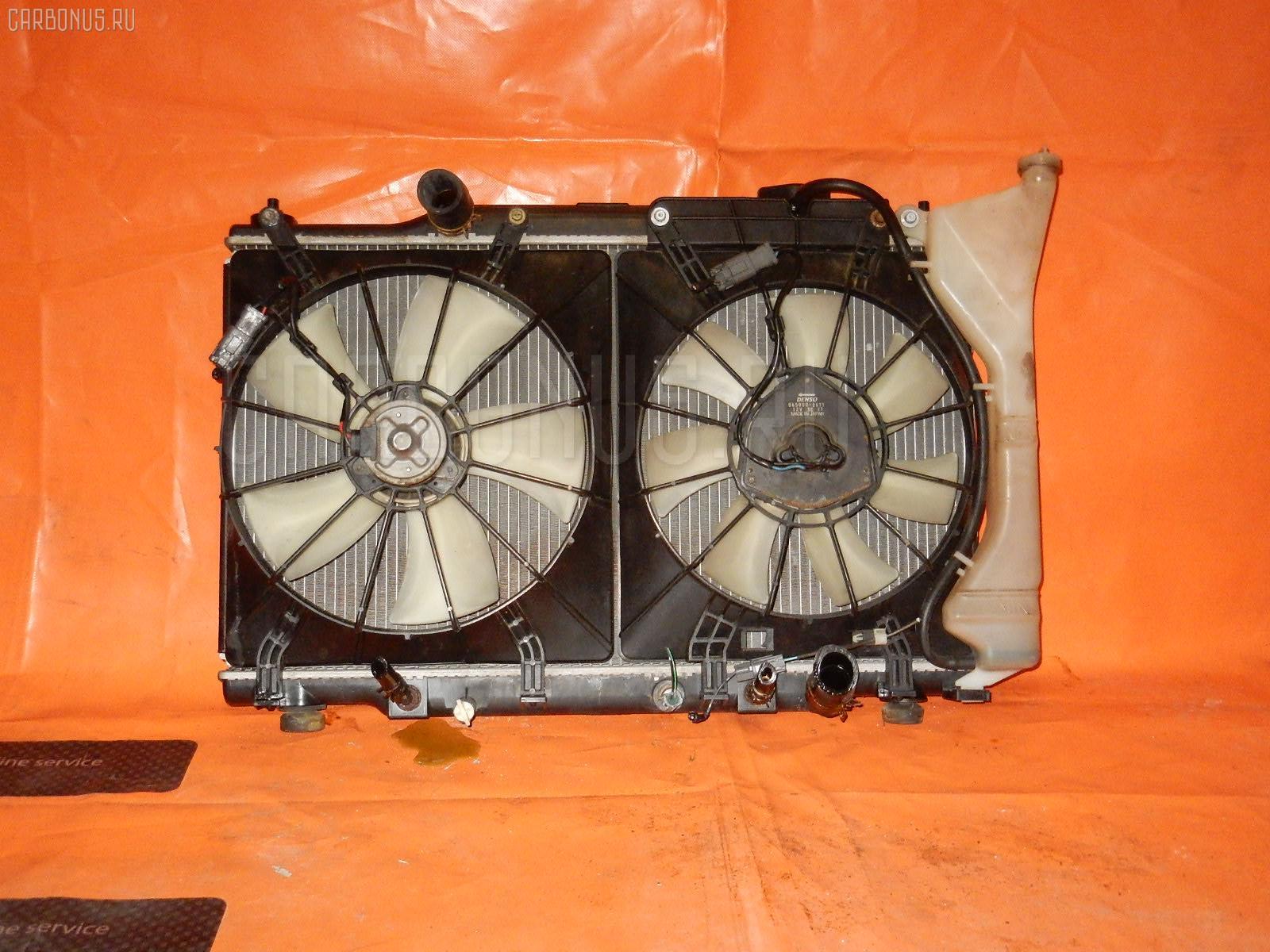 Радиатор ДВС HONDA STREAM RN4 K20A. Фото 5