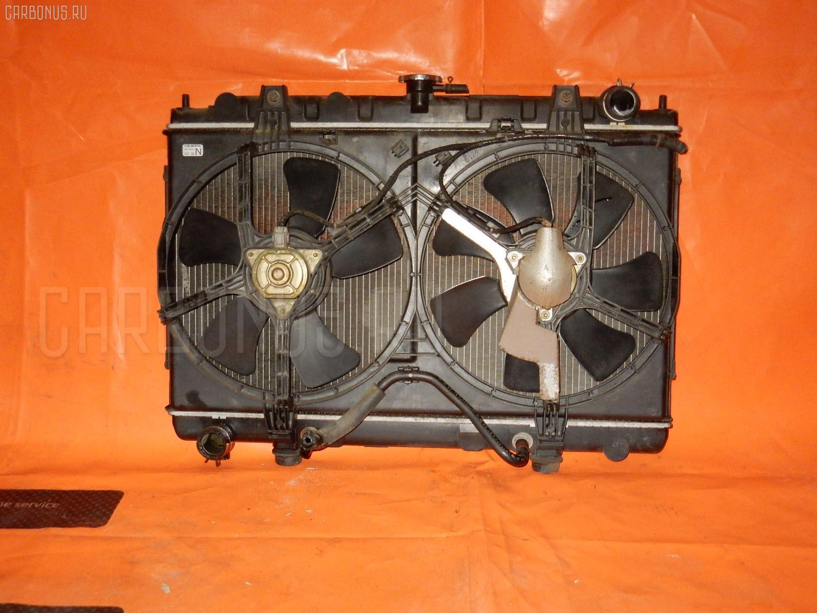 Радиатор ДВС NISSAN AVENIR PNW11 SR20DE Фото 2