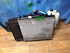 Радиатор ДВС Nissan Note E11 HR15DE Фото 2