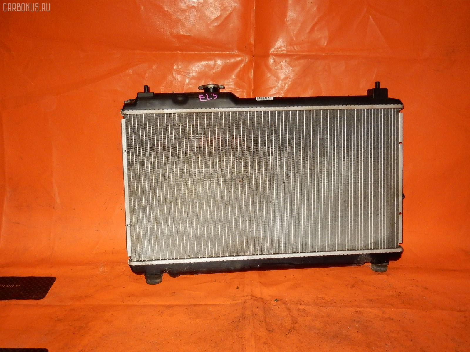 Радиатор ДВС HONDA ORTHIA EL3 B20B. Фото 7