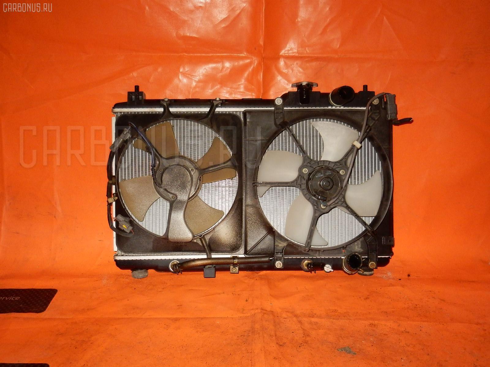 Радиатор ДВС HONDA ORTHIA EL3 B20B. Фото 8