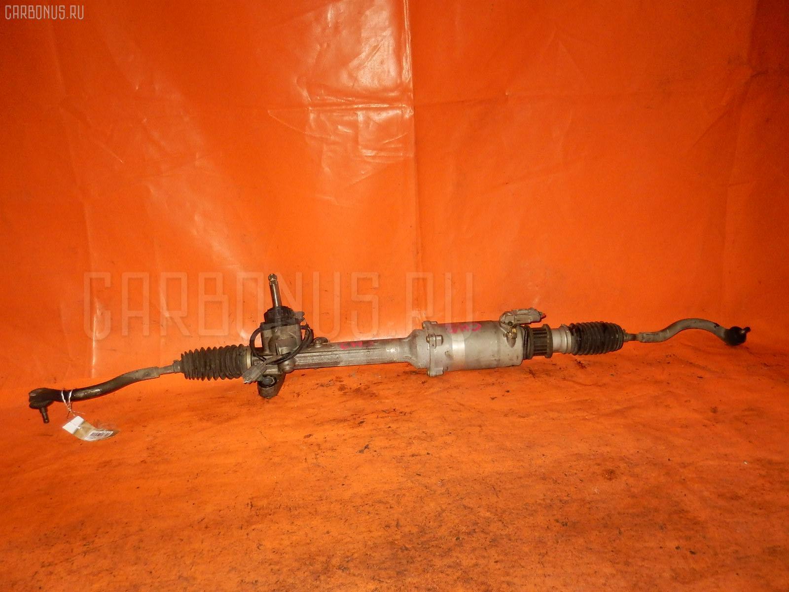 Рулевая рейка HONDA ACCORD WAGON CM2 K24A. Фото 4