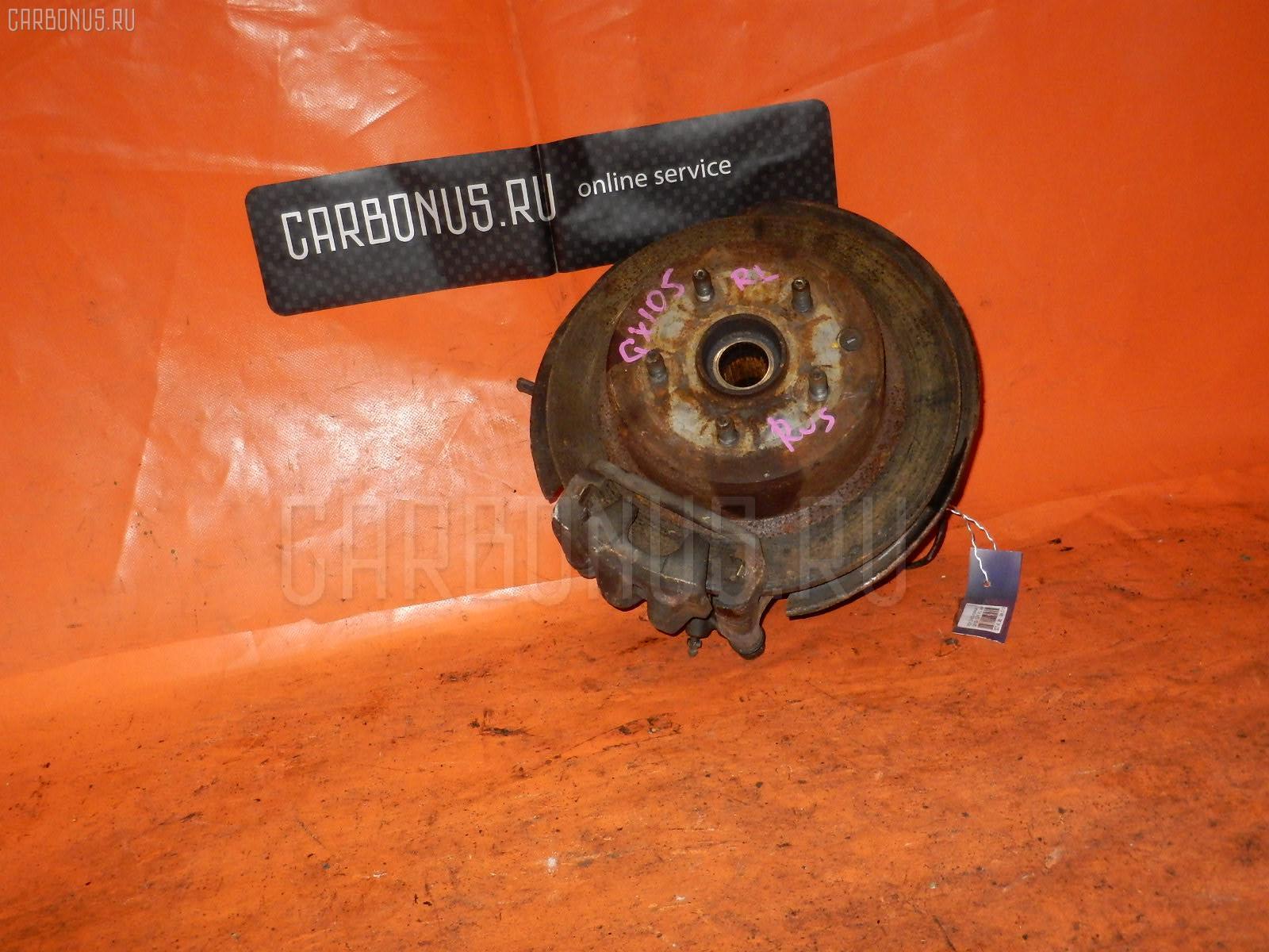 Ступица TOYOTA CHASER GX105 1G-FE. Фото 2