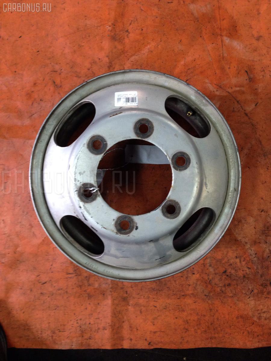 Диск штамповка грузовой R14LT / 6 Фото 1
