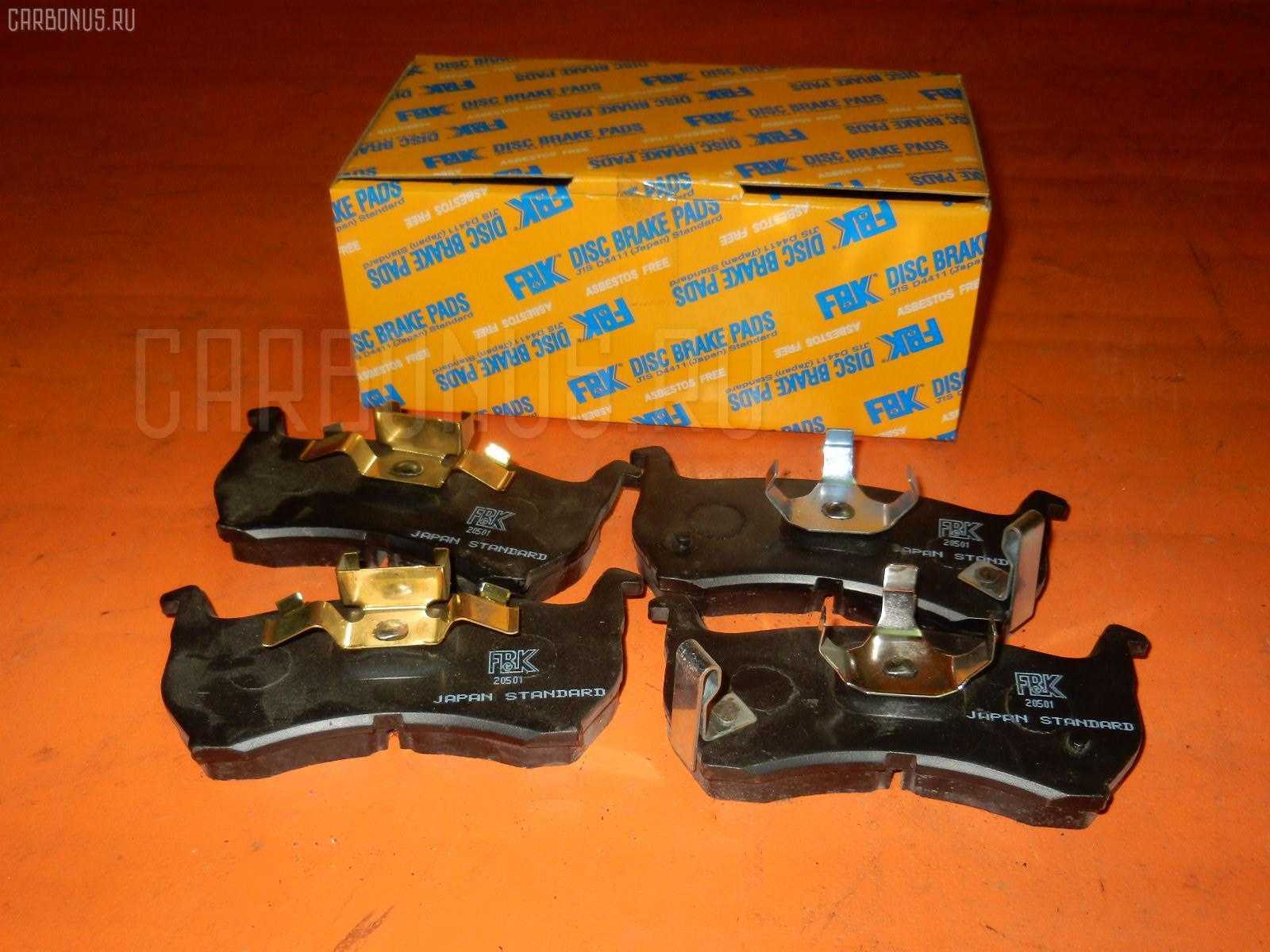 Тормозные колодки MAZDA CAPELLA GC8P Фото 1