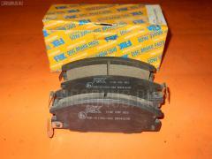 Тормозные колодки ISUZU BIGHORN UBS13 Фото 1