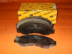Тормозные колодки Nissan Atlas condor LW4YH41 Фото 1