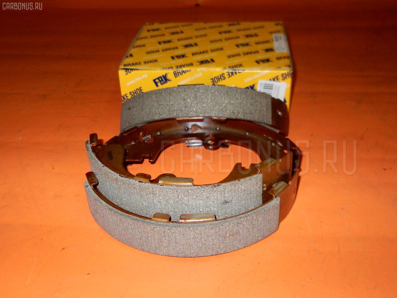 Тормозные колодки TOYOTA COROLLA AE100. Фото 5