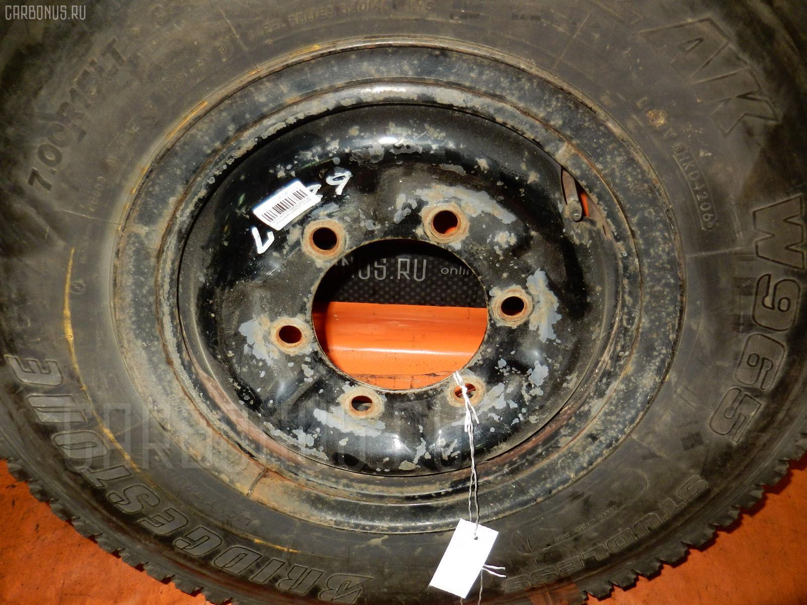 Диск штамповка грузовой R15LT / 6 Фото 2